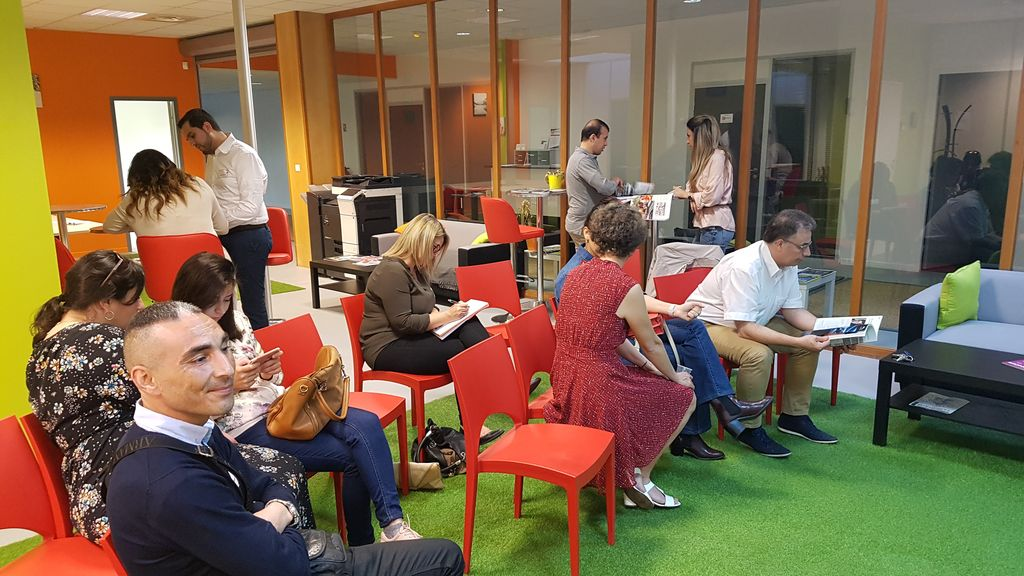 "Afterwork ""Le pitch professionnel"""