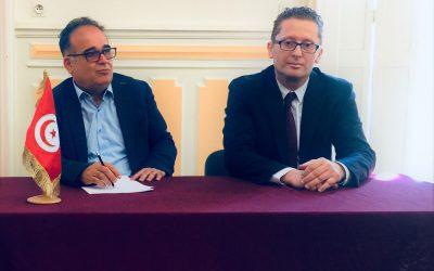 Réunion avec le ministre des Affaires sociales