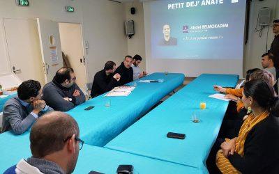 Petit Dej ANATE «Développer son réseau»