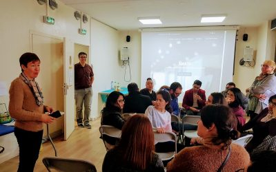Petit Déj ANATE : «construire son réseau»