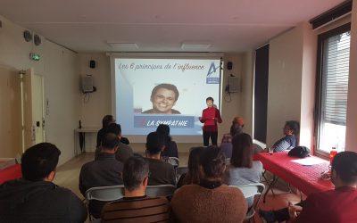 Petit Dej' ANATE : «Développer son influence»